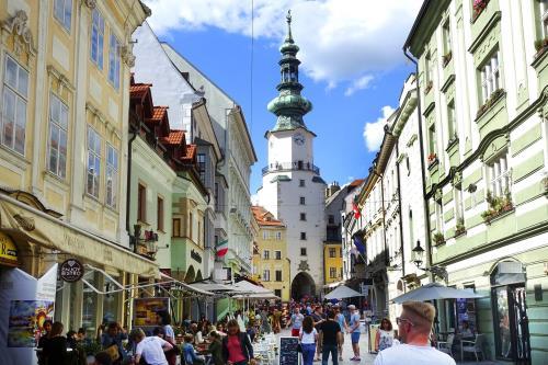 Slovakia's capital makes remarkable comeback