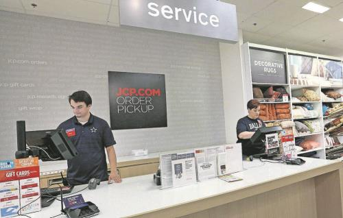 All in with online 115 years after its birth can j.c. penney get up to