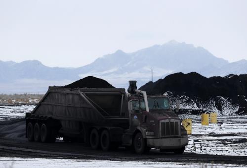 Utah's buried salt solution