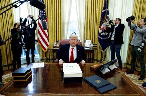 Comparing Trump, Obama economies