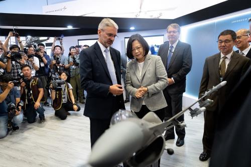 Taiwan risks backlash from China