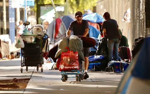 A legal powerhouse takes on homeless encampments