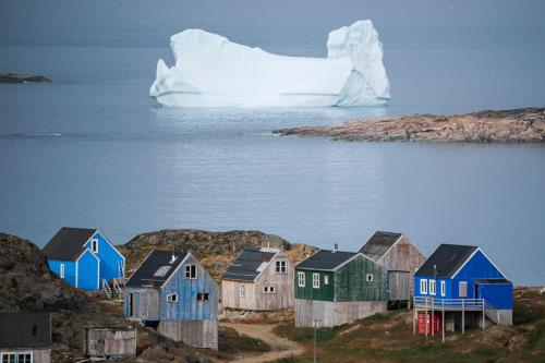 What Greenland is worth