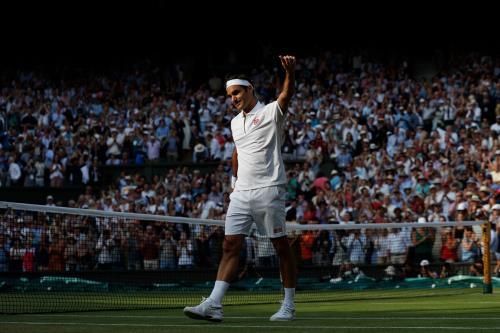 Federer, Nadal holding reunion