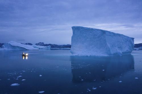 Greenland meltdown