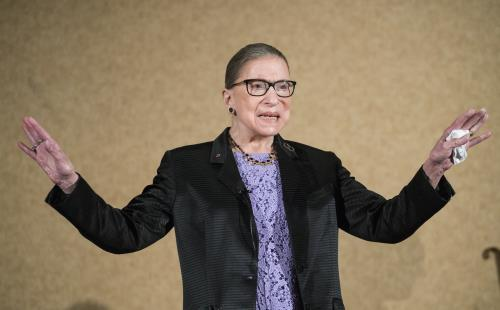 Ginsburg is again treated for cancer