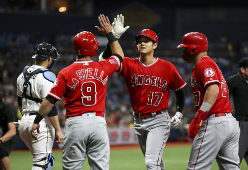 A night to remember for Ohtani