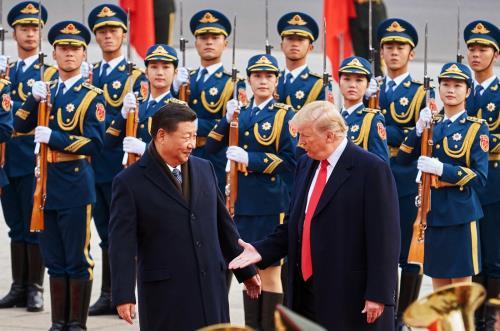 China feud is no longer just trade war