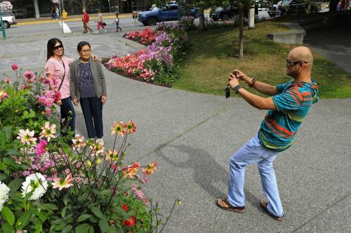 Alaska sees its hottest month ever