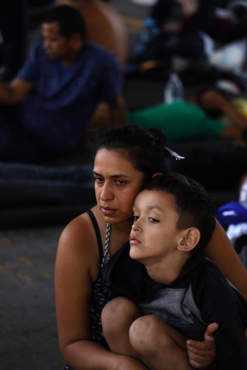 Asylum seekers turning back