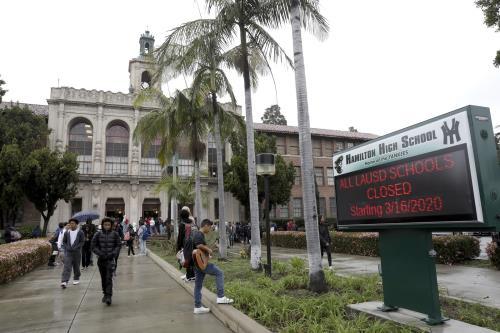 Teachers reject schools' reopening