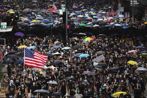 Trump indifferent to Hong Kong protests